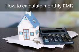 Home Loan EMI Calculator - Do It Yourself
