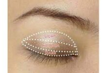How to Apply Ombr Eyeshadow